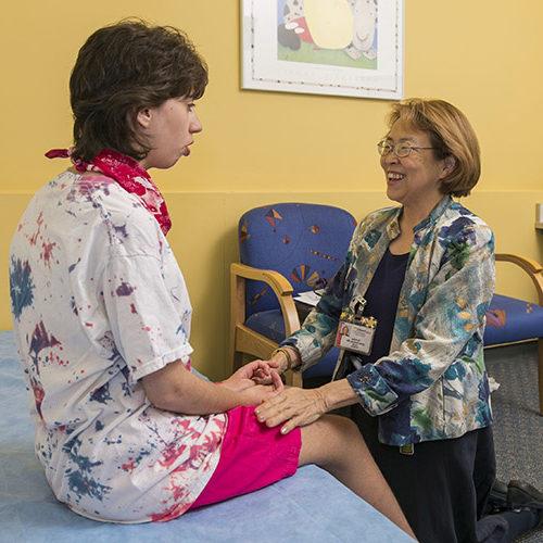 Clinics research visit