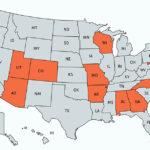 Autism study map