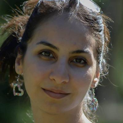 Arezoo Movaghar, MS