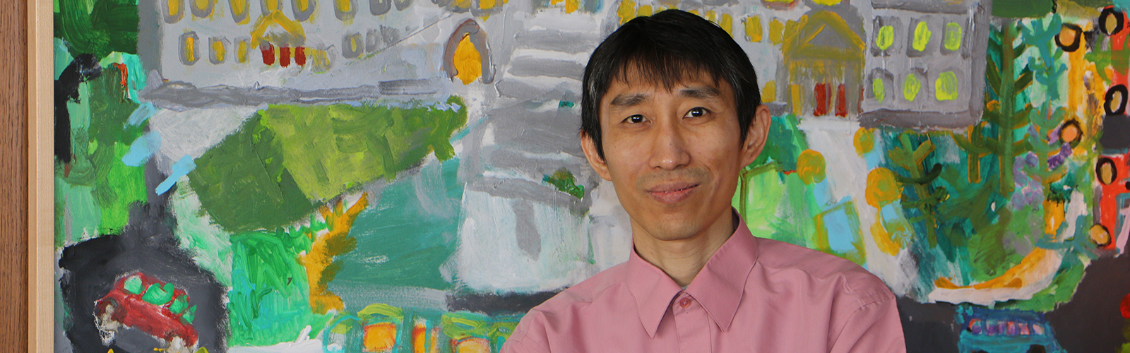 New Waisman Center director Qiang Chang