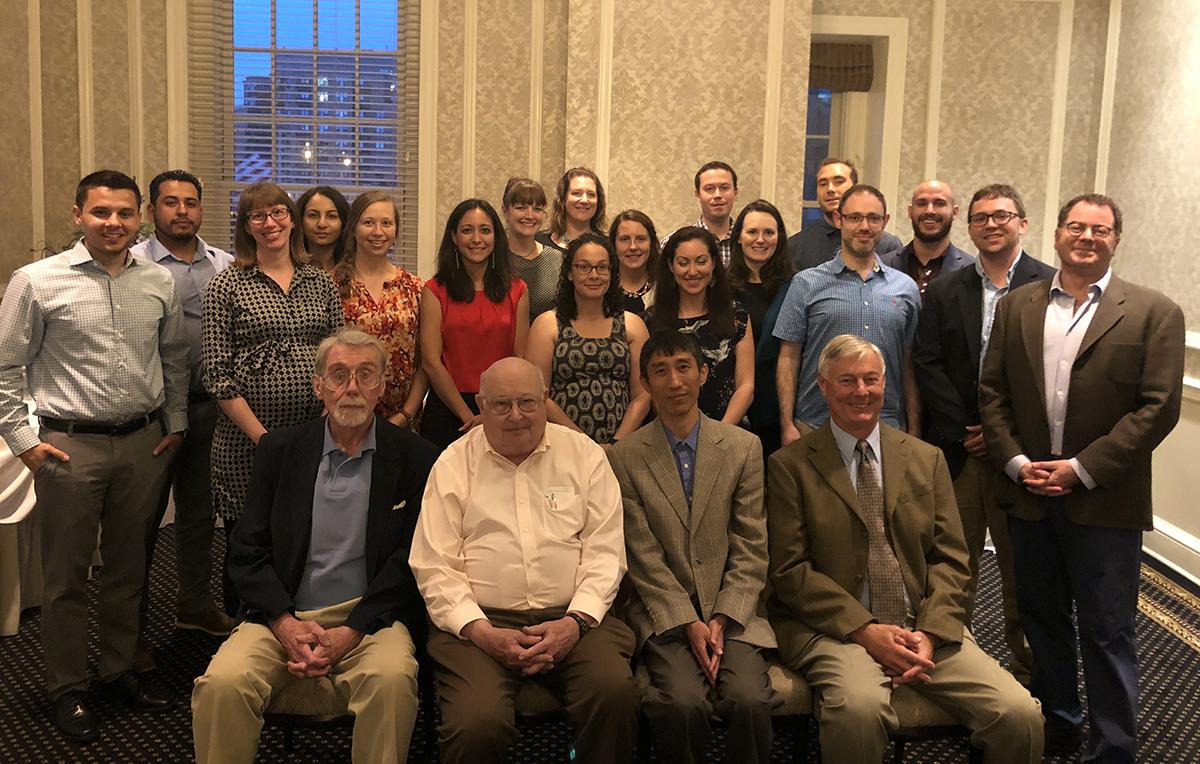 Morse Scholars Reunion 2018