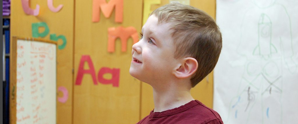 Day with Experts - young man with autism