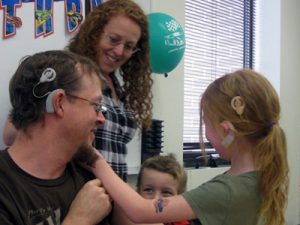 Day with the Experts: Cochlear Implants