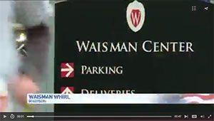 Fox 47 Waisman Whirl feature