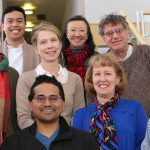 Lainhart lab photo
