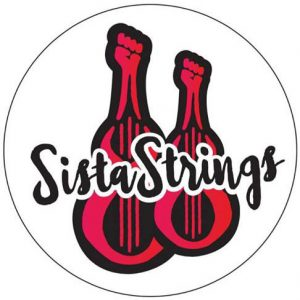Sista Strings Logo