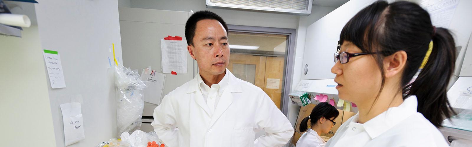 Su-Chun Zhang,
